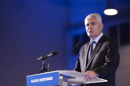 Čović: Odbijanje Izetbegovića da ispoštuje sporazum je neodgovorno