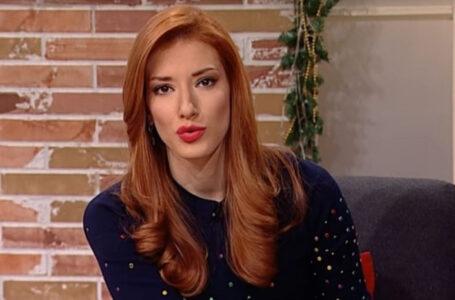 Ko je crvenokosa ljepotica koja je zamijenila Jovanu Joksimović u jutarnjem programu Prve televizije?