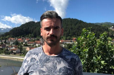 Trka od Sarajeva do Mostara za liječenje Džemala Makana