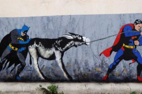 Zanimljivi murali i grafiti uljepšali javni prostor Mostara