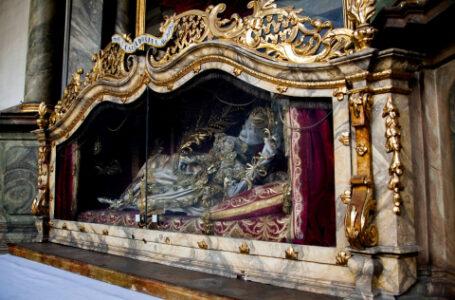 Lopovi u Njemačkoj ukrali posmrtne ostatke svetog Wolfganga
