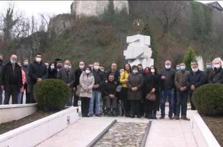 "Obilježena 28. godišnjica oslobodilačkih borbenih dejstava ""Zapad 92"""
