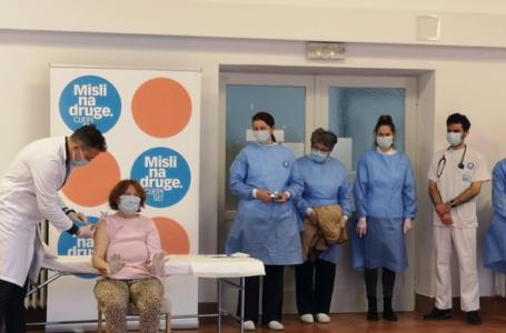 U Hrvatskoj danas počinje vakcinacija
