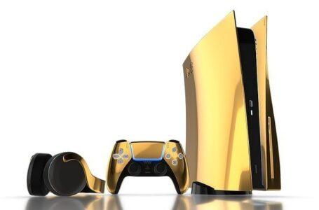 PlayStation 5 izrađen od 20 kilograma zlata koštat će milion dolara
