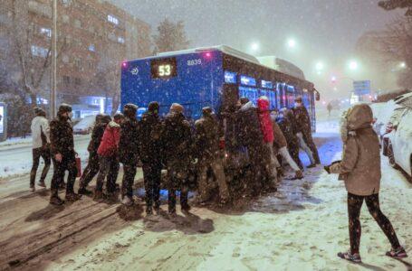 Španiju zahvatila nezapamćena snježna oluja, vlada proglasila najviši stepen uzbune