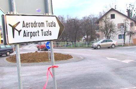 Na Međunarodnom aerodromu Tuzla u 2020. godini smanjen broj putnika za 61 posto