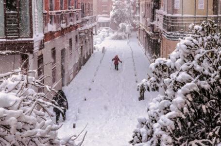Regije Madrida, Kastilje-La Manče i Valensije najviše su pogođene snijegom