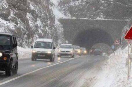 Vozači oprez, moguća poledica na putevima