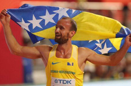 Amel Tuka osvojio sedmo mjesto na mitingu u Lievinu