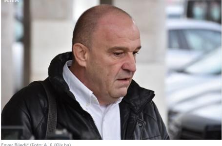 U Tuzli uhapšen državni zastupnik Enver Bijedić