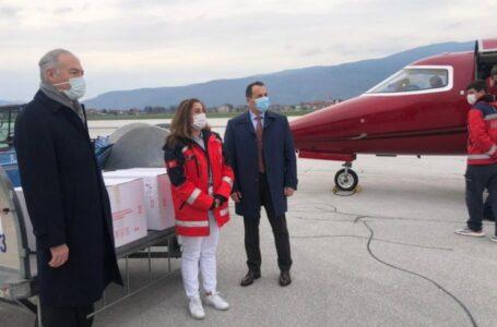 Iz Turske stiglo još 10.000 doza vakcina za BiH