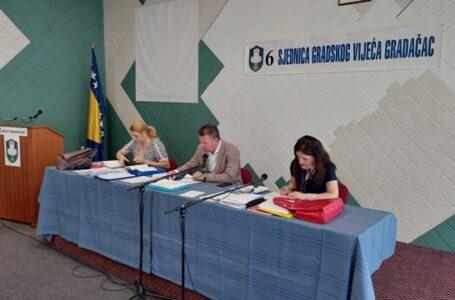 6. redovna sjednica Gradskog vijeća Grada Gradačac