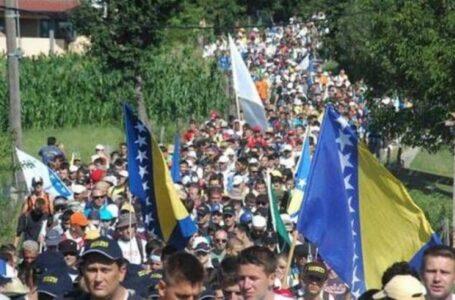 Iz Nezuka danas kreću učesnici Marša mira