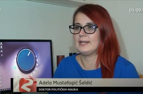 VIDEO / Diplome dr. Adele M. Šaldić iz Gradačca danas skupljaju prašinu